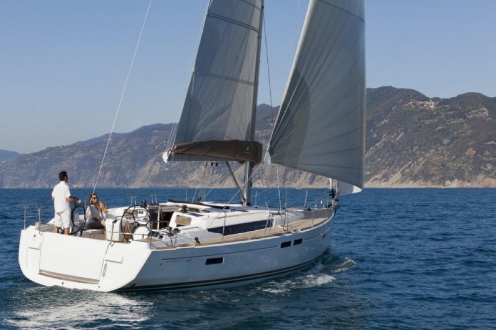 Jeanneau Sun Odyssey 469 entre particuliers et professionnel à Follonica