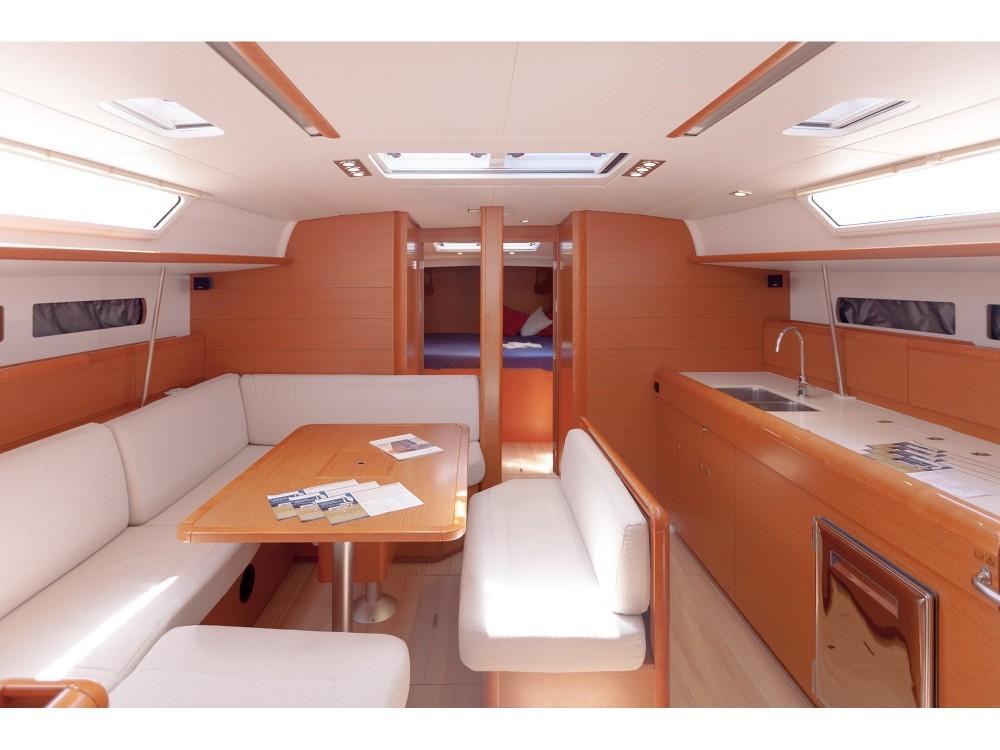Louez un Jeanneau Sun Odyssey 469 à Follonica