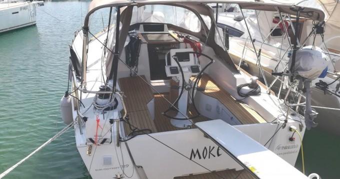 Location bateau Jeanneau Sun Odyssey 319 à Follonica sur Samboat