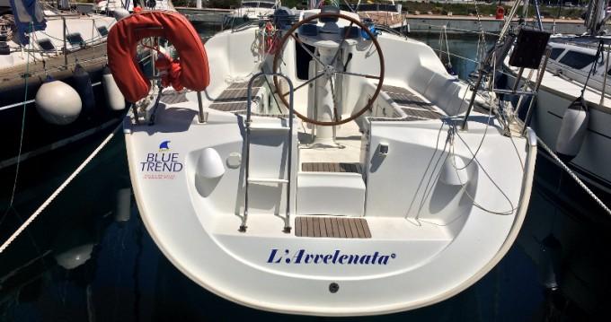 Location bateau Salerno pas cher Sun Odyssey 37