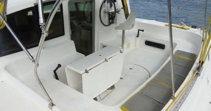 Location yacht à Ribishi -  Venezia 42 sur SamBoat