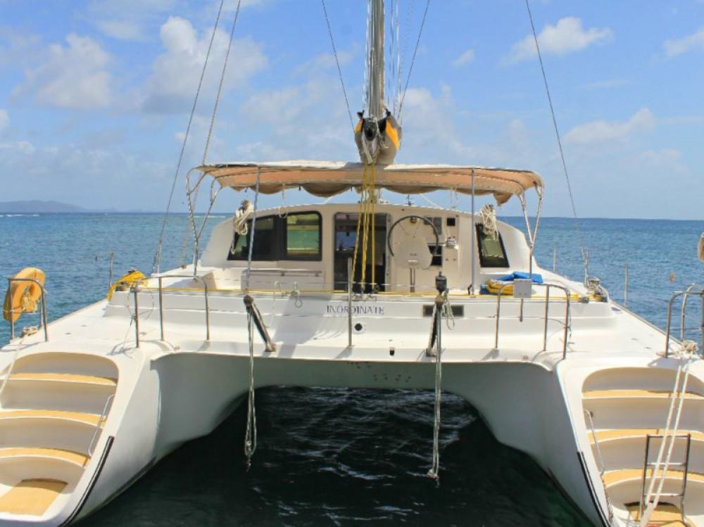 Location Catamaran à Calliaqua -  Venezia 42