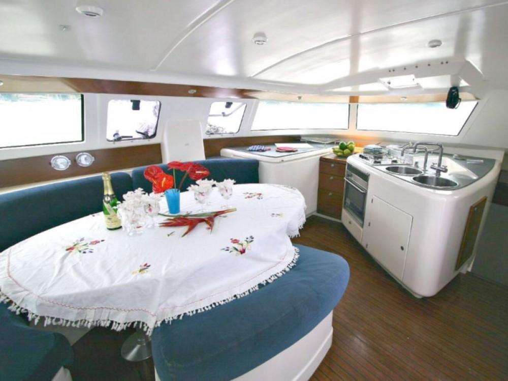Catamaran à louer à Calliaqua au meilleur prix