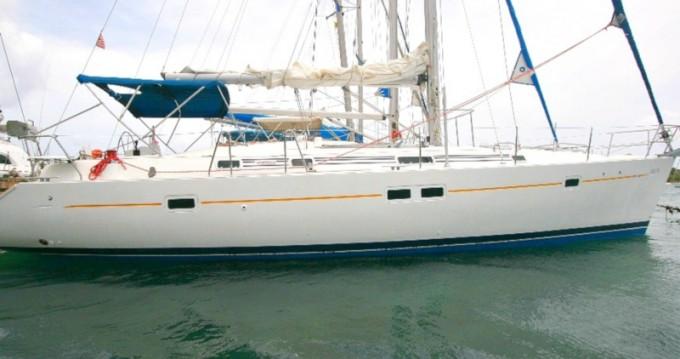 Location bateau Ribishi pas cher Oceanis 41