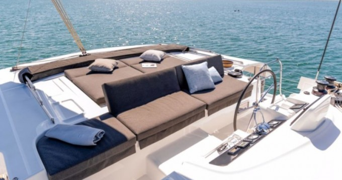 Louer Catamaran avec ou sans skipper Lagoon à Ribishi
