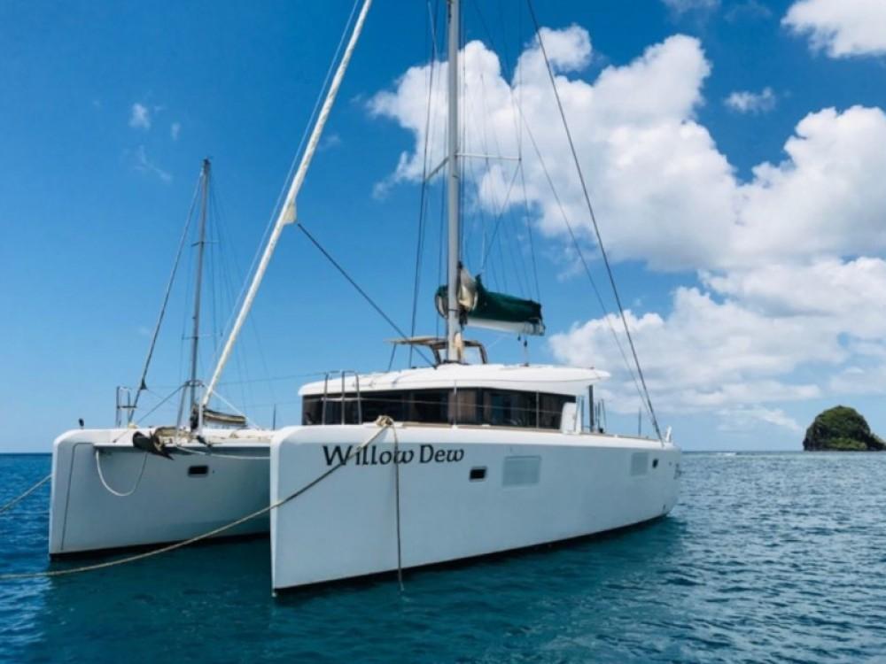 Catamaran à louer à Kingstown au meilleur prix