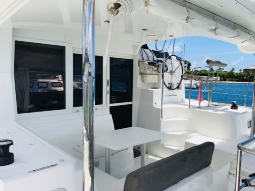 Location yacht à Kingstown - Lagoon Lagoon 39 sur SamBoat
