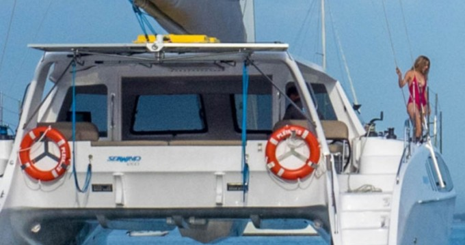 Location bateau Ribishi pas cher Seawind 1260