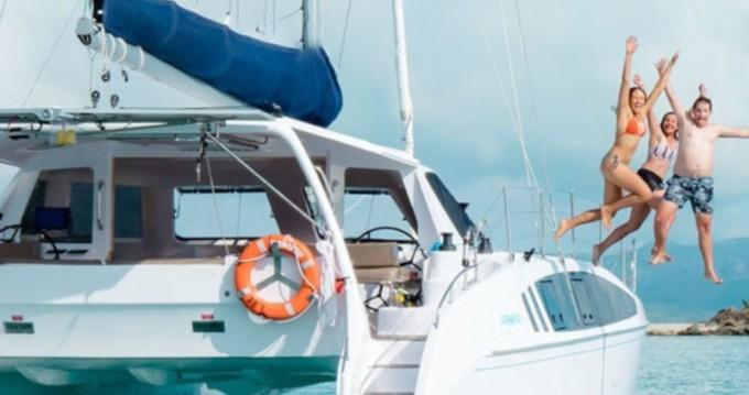 Location bateau Seawind Seawind 1260 à Ribishi sur Samboat