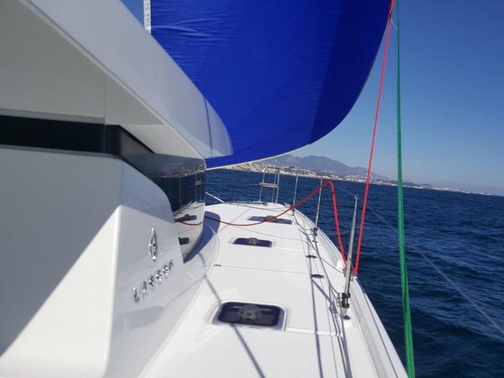 Location yacht à Álimos - Lagoon Lagoon 42 sur SamBoat