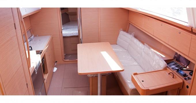 Location yacht à Níkiti - Dufour Dufour 382 Grand Large sur SamBoat