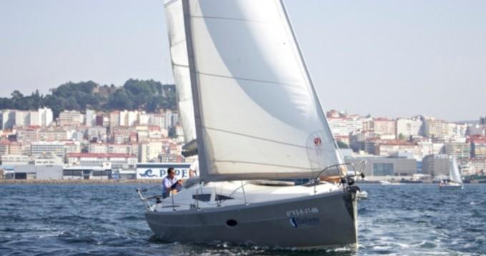 Location Voilier à Vigo - Elan Impression 344