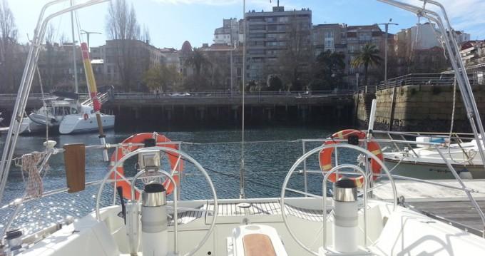 Bénéteau Beneteau Oceanis 500 entre particuliers et professionnel à Vigo