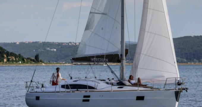 Louer Voilier avec ou sans skipper Elan à Vigo