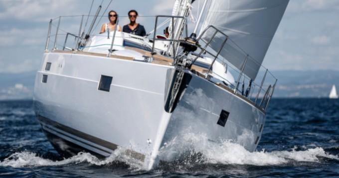 Location yacht à Vigo - Elan Impression 45 sur SamBoat