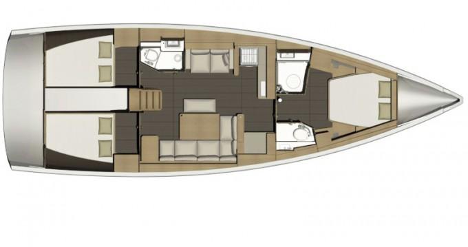 Location yacht à Capo d'Orlando - Dufour Dufour 460 Grand Large sur SamBoat