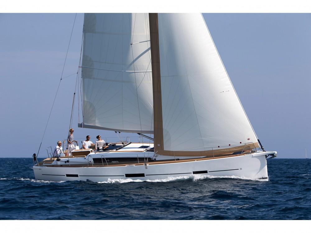 Location bateau Dufour Dufour 460 GL à Capo d'Orlando sur Samboat