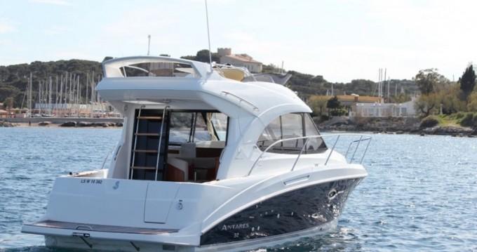 Location yacht à Cannigione - Bénéteau Antares 32 Fly sur SamBoat