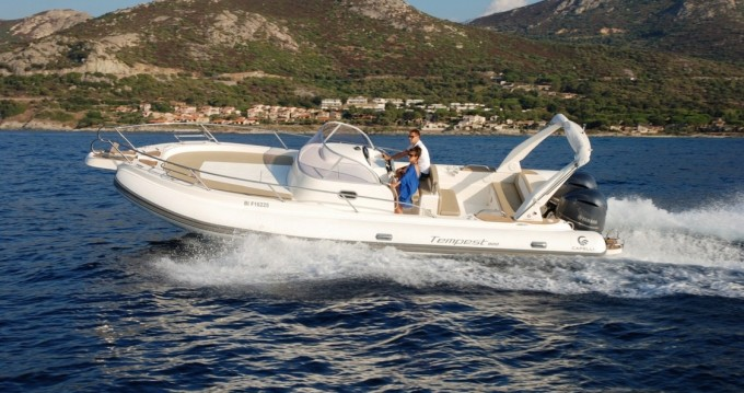 Location yacht à Cannigione - Cantieri Tempest 900 sur SamBoat