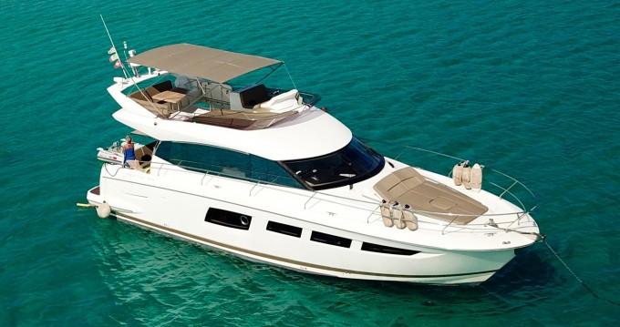 Location bateau Jeanneau Prestige 500 Fly à Cannigione sur Samboat