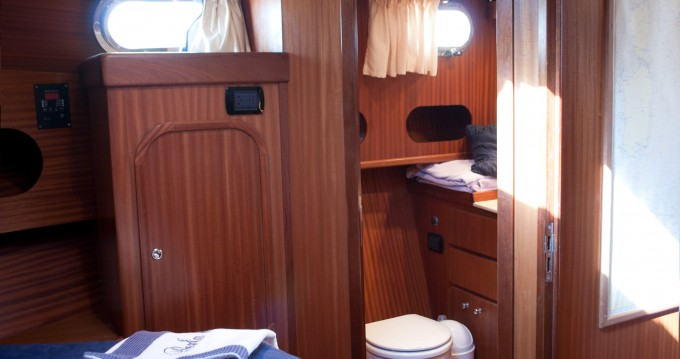 Location yacht à Cagliari -  Sciallino 40 sur SamBoat