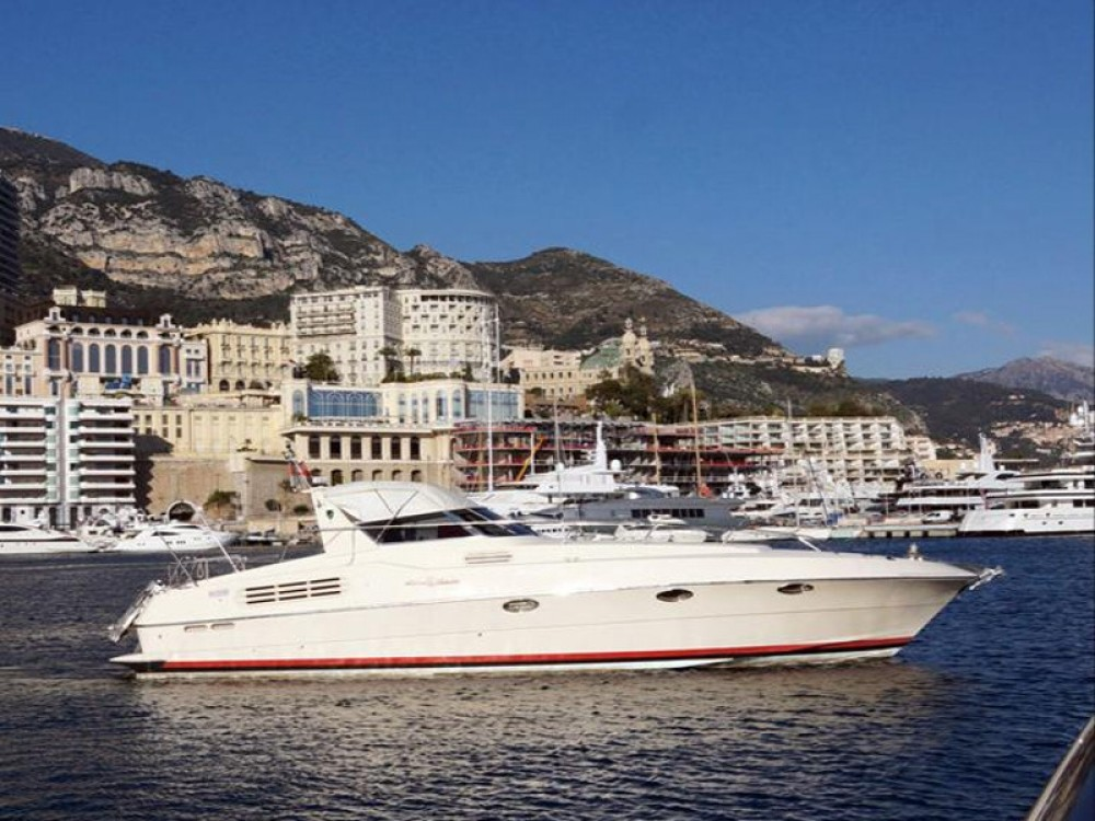 Location yacht à Marina di Portisco -  Riva 50 sur SamBoat