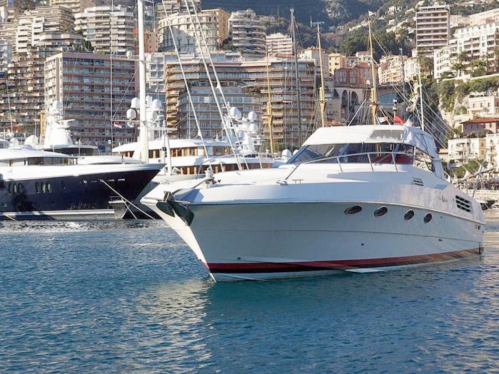 Location bateau Marina di Portisco pas cher Riva 50