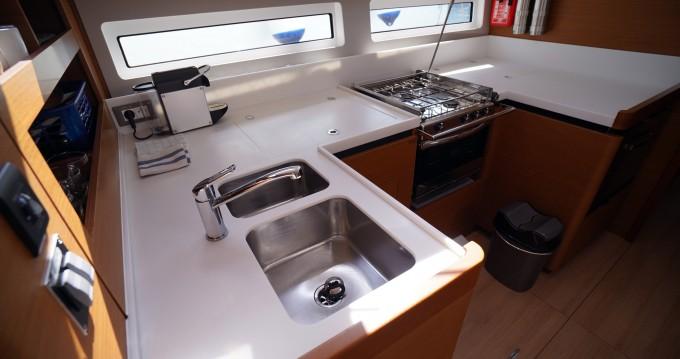Location bateau Jeanneau Sun Odyssey 490 à Marmaris sur Samboat