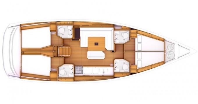 Location bateau Jeanneau Sun Odyssey 479 à Marmaris sur Samboat