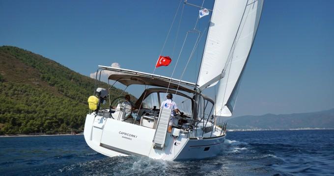 Louez un Jeanneau Sun Odyssey 479 à Marmaris