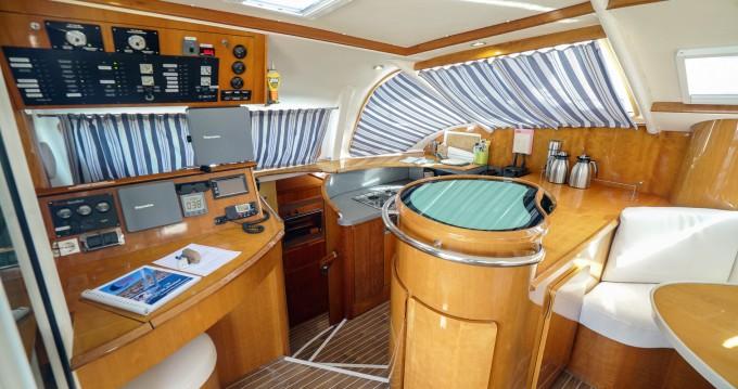 Location Catamaran à Marmaris - Alliaura-Marine Privilege 465