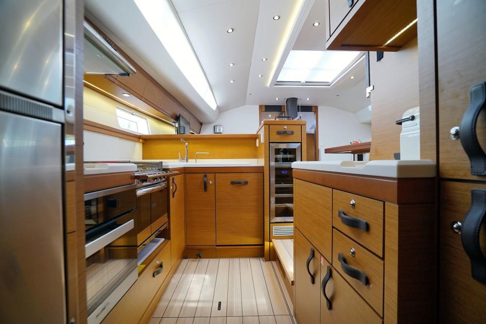 Location yacht à Marmaris - Jeanneau Jeanneau 64 sur SamBoat