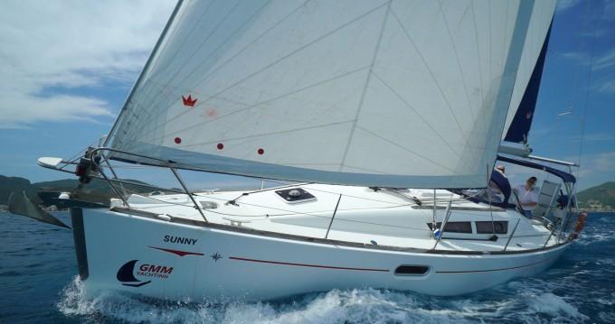 Location Voilier à Marmaris - Jeanneau Sun Odyssey 36i