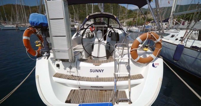 Location bateau Marmaris pas cher Sun Odyssey 36i