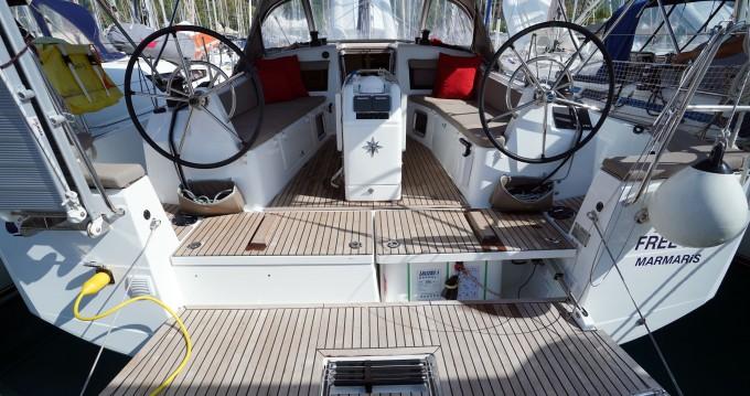 Location bateau Jeanneau Sun Odyssey 410 à Marmaris sur Samboat