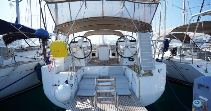 Location bateau Marmaris pas cher Jeanneau 54
