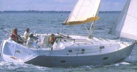 Location yacht à Athènes - Bénéteau Oceanis 36.1 sur SamBoat