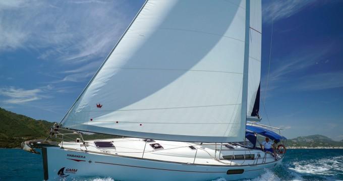 Jeanneau Sun Odyssey 49i entre particuliers et professionnel à Marmaris