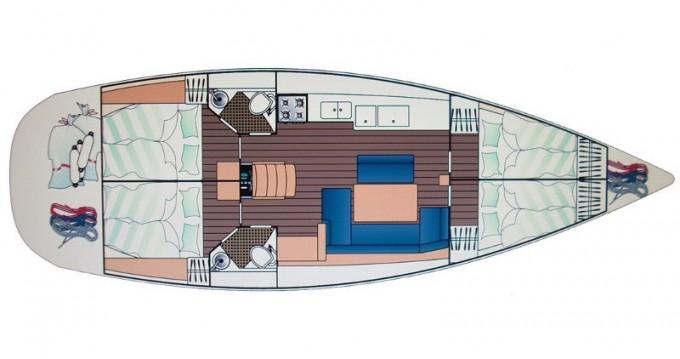 Louez un Jeanneau Sun Odyssey 44i à Marmaris