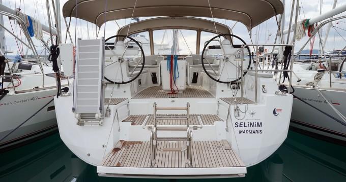 Location bateau Marmaris pas cher Jeanneau 51