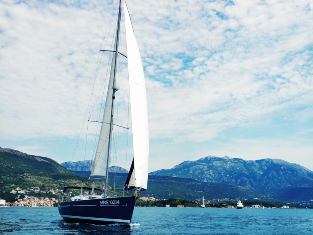 Location yacht à Tivat - Bénéteau Oceanis 473 sur SamBoat