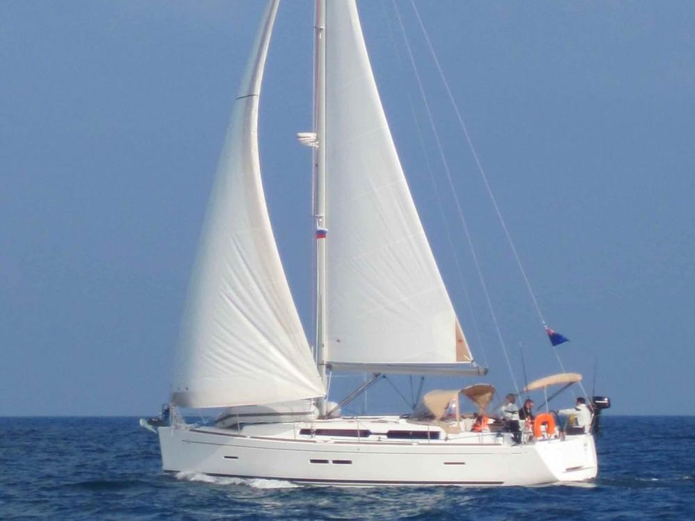 Location bateau Sóller pas cher Dufour 405