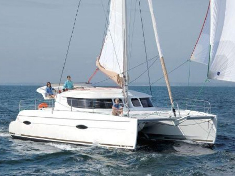 Location Catamaran à Sóller - Fountaine Pajot Lipari 41