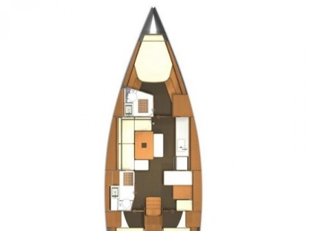 Location yacht à Sóller - Dufour Dufour 405 sur SamBoat