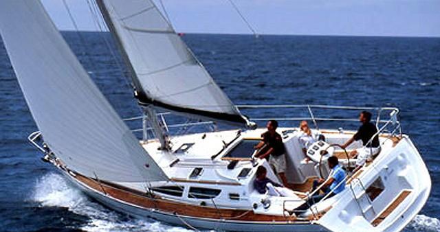 Location bateau Kallithea pas cher Sun Odyssey 35