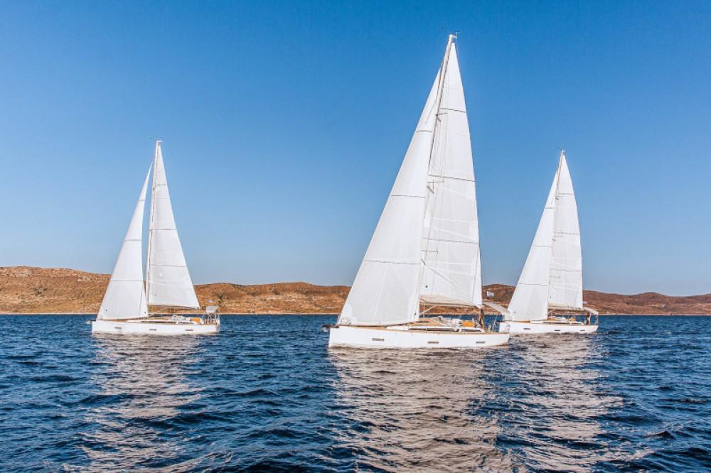 Location Voilier X-Yachts avec permis