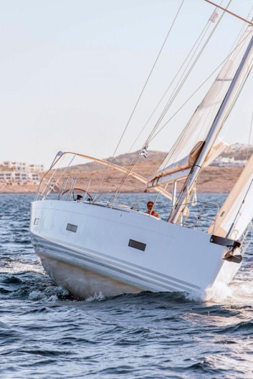 Location bateau X-Yachts X4-6 model 2019 à Laurion sur Samboat