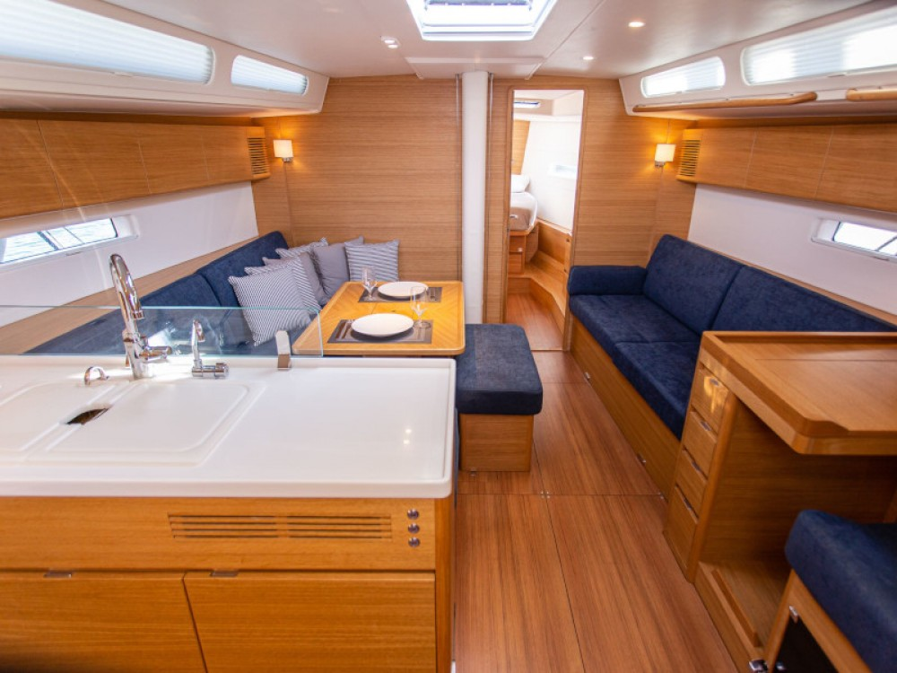 Location yacht à Lávrio - X-Yachts X4-6 model 2019 sur SamBoat