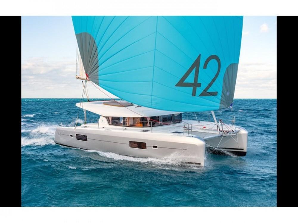 Location Catamaran à Slano - Lagoon Lagoon 42 2019 - MALA KATE I - skippered