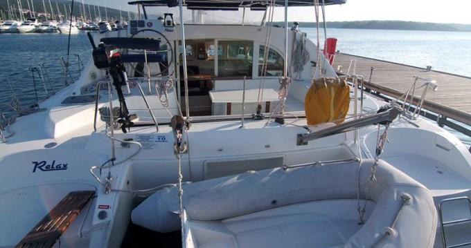 Location yacht à Krk - Lagoon Lagoon 380 S2 (4+2 cab) sur SamBoat